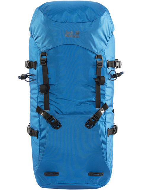 Jack Wolfskin Mountaineer 42 Backpack electric blue